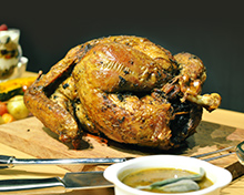 Herb-inspired Roast Turkey Recipe