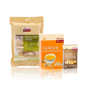 American Ginseng Food Bundle