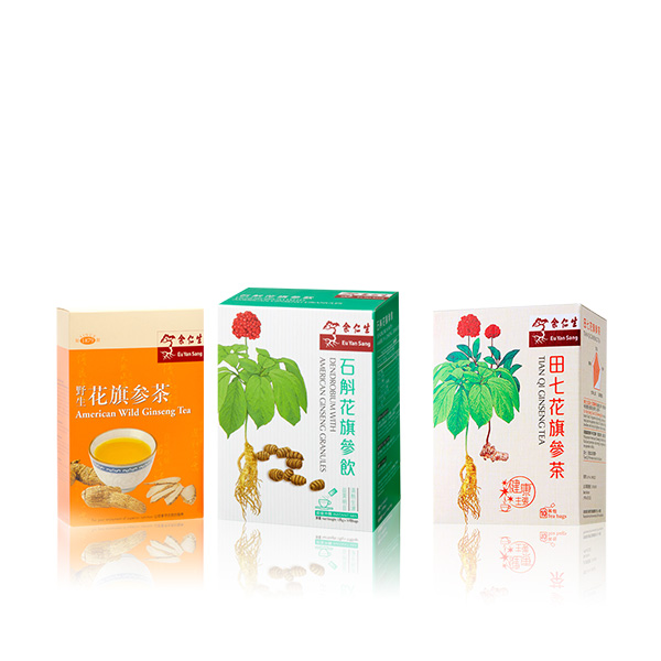 American Ginseng Tea Bundle
