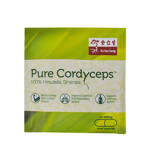 Pure Cordyceps 14 Days Starter Pack (expiry date: 3 Oct 2018)
