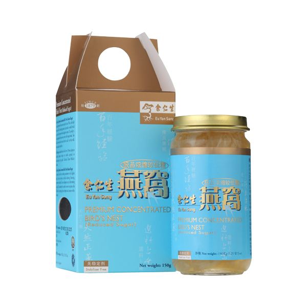 Premium Concentrated Bird's Nest (Reduced Sugar)