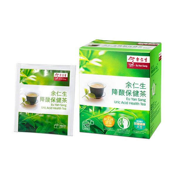 Uric Acid Health Tea For Gout