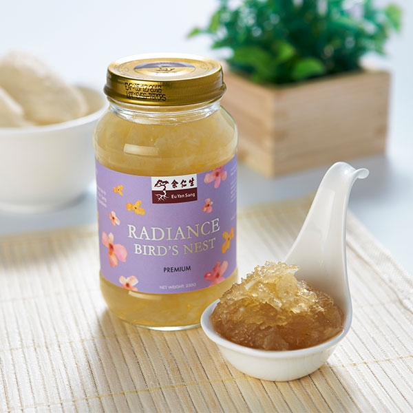 Radiance Bird's Nest Premium Rock Sugar
