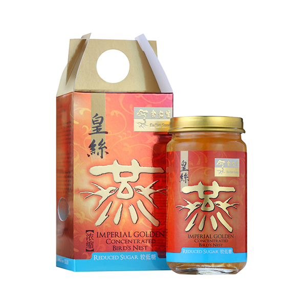 Imperial Golden Concentrated Bird's Nest (Reduced Sugar)
