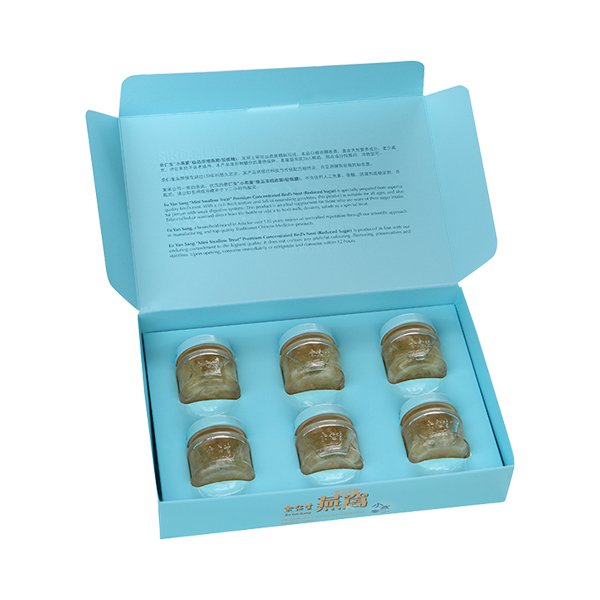 Premium Concentrated Bird's Nest (Reduced Sugar) Mini Treats