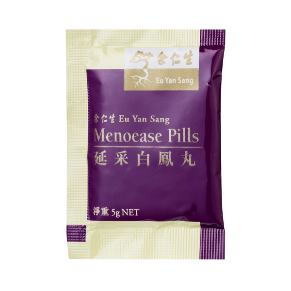 Menoease Pills - 100% natural herbal supplement