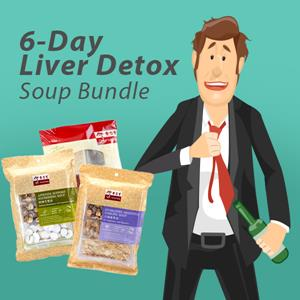 6-Day Liver Detox Soup Bundle