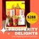 Prosperity Delights - (Available for Indonesian delivery only)