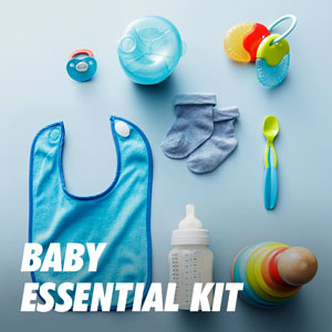 Baby Essential Kit