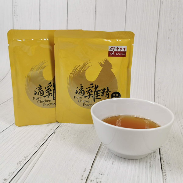 Pure Chicken Essence, 8 Sachets (余仁生滴雞精)