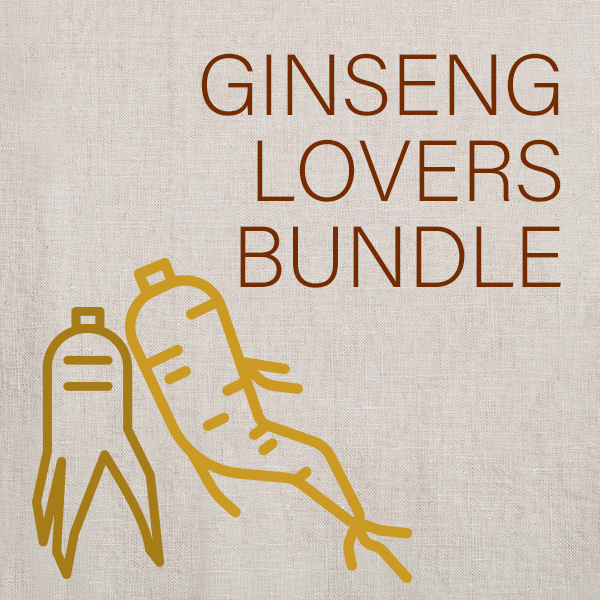 Ginseng Lovers Bundle
