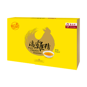 Pure Chicken Essence, 10 Sachets (余仁生滴雞精)