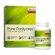 Pure Cordyceps, 90 Veggie Caps - Best Before: 26 July 2019  (純冬蟲夏草膠囊)
