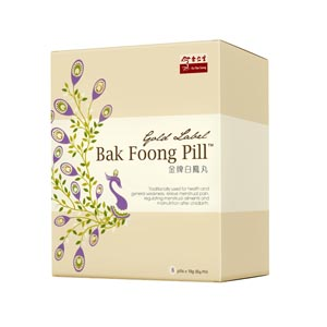 Gold Label Bak Foong Pill (Large Pills)