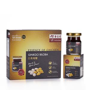 Essence of Chicken with Ginkgo Biloba Extract 6's