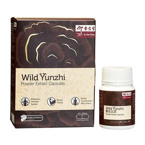 Wild Yunzhi Powder Extract Capsules (野生雲芝精華膠囊)