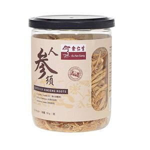 Ginseng Rootlet Herb Pack (人參鬚)